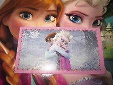 PANINI DISNEY FROZEN LA REINE DES NEIGES AUTOCOLLANT STICKER N° E11 BRILLANT