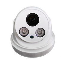 1.7MM Fish Eye Wide 1.0MP 720P HD IP Camera Onvif Security Network Indoor Dome