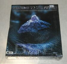 1995 WELCOME to the FUTURE FACTORY SEALED COMPUTER GAME ALTERNATE REALITY CD ROM