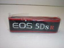 CANON EOS 5Dsr CAMERA NECK STRAP  NEW condition, in Plastic. 5D SR  #01514