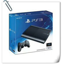 SONY PS3 PLAYSTATION 3 SUPER SLIM SYSTEM CONSOLE PLAYER