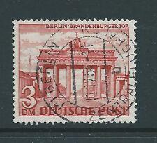 GERMANY BERLIN 1949 3M FINE USED CAT £21