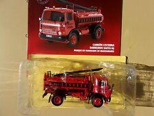 BARREIROS SAETA 65 Camion des Sapeurs Pompiers de MANZANARES 1/43 Neuf boite