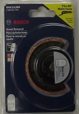 "Bosch OSC212RF 2-1/2"" x 1/16"" Carbide Grit Grout Removal Blade Swiss"