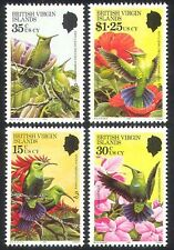 British Virgin Islands (BVI) 1982 Hummingbirds/Birds/Nature 4v set (n40000)