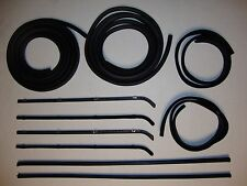 1964-1966 Chevrolet GMC Pickup Truck Door Weatherstrip Seal Kit