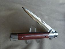 ROSEWOOD STILETTO POCKET KNIFE - NEW - FREE SHIP -MANY MORE KNIVES LISTED