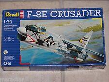 Maquette REVELL 1/72ème F-8E CRUSADER