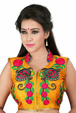SevenFold New ReadyMade Hand Work Fully Stiched Party Wear Fancy Blouse