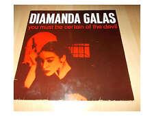 Diamanda Galas - You Must Be Certain Of The Devil - LP - DMM