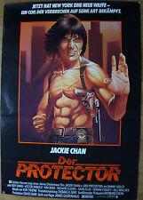 Der Protector - Jackie Chan- Filmplakat DIN A0 (gerollt)