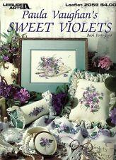 Paula Vaughan Sweet Violets