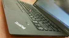 "Lenovo ThinkPad X1 Carbon 14"" Laptop PC i7-3667U 160GB  SSD 8GB RAM Win 7 profe"