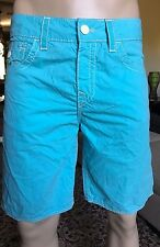 True Religion Big T Mens Boardshort size 32 $118 swim trunks MADE IN USA