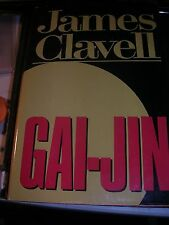 Gai-Jin : A Novel of Japan by James Clavell (1993, Hardcover)