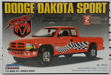 DAKOTA SPORT PICKUP TRUCK RAM 1995 DODGE BOYS MOPAR LINDBERG MODEL KIT