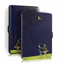 Bolso para Amazon Kindle Paperwhite 3 2 1 ETUI CASE COVER skin Shelter