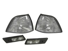 Depo 92-96 BMW 3 Series E36 2D/Cabrio Smoke Corner Signal + Side Marker Light M3