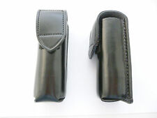 Price Western Leathers CS Gas Mace Pepper Spray Duty Belt Holder   Free P&P