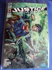 DC NEW 52 Justice League 2 ULTRA VARIANT rara RW LION Batman Superman come nuovo