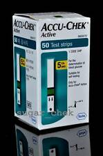 Accu-Chek Active 50 Test Strips, 1 Code Chip
