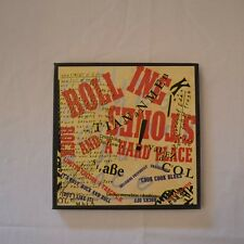 ROLLING STONES - Rock and a hard place - 1990 CDsingle BOX