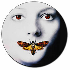 Parche imprimido, Iron on patch /Textil Sticker/- The Silence of the Lambs