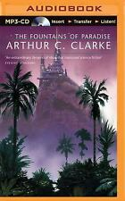 The Fountains of Paradise by Arthur C. Clarke (2015, MP3 CD, Unabridged)