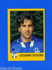 AZZURRI CON IP ITALIA - Merlin - Figurina-Sticker n. FRANCE 98 - COSTACURTA -New