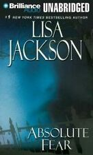 Absolute Fear (New Orleans Series) Jackson, Lisa Audio CD