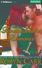The Troubadour's Romance by Robyn Carr (2015, CD, Unabridged)