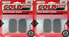 Kawasaki Z 700 Front Sintered Brake Pads 1983 Onwards - Goldfren - Z700 Z-700