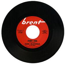 "HANK BLACKMAN & THE KILLERS  ""ITCHY KOO""   KILLER R&B    LISTEN!"