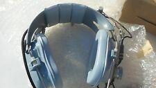 H157-AIC Headset Dated 1983 MFG Ludlow Corp