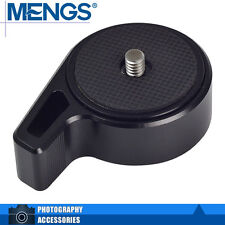 MENGS K-10 Quick Release Plate w/ A Good Planetary Gear For All DSLR And Cameras