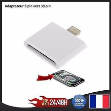 Adaptateur Lightning vers 30 broches Apple iPhone 5 iPhone 5S iPhone 6 6S 6 7