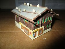 FALLER N SCALE STORE FRONT & LODGE