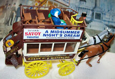 MATCHBOX MOY HERITAGE HORSEDRAWN CARRIAGES 1886 LONDON OMNIBUS VSH2' MINT