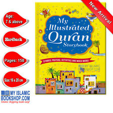 My Illustrated Quran Storybook Goodword Muslim Islamic Children Books Eid Gift