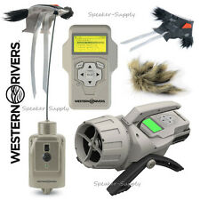 Western Rivers Mantis Pro 100 Electronic Game E Call + Decoy Set MPDECOY + MP100