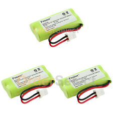 3x Home Phone Battery for VTech BT162342 BT262342 2SNAAA70HSX2F BATTE30025CL