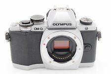Olympus OM-D E-M10 16.1MP DIGITAL CAMERA BODY ONLY (NO BATTERY)