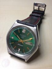 Orologio Vintage Seiko 5 Automatico 6319 Day_date Mm 35 Watch  W.r.