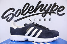 ADIDAS ORIGINALS CAMPUS 8000 FOURNESS NIGHT NAVY VINTAGE WHITE S82624 SZ 8.5