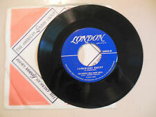 THE QUEENS HALL LIGHT ORCH. Comedians Galop / Soliloquy  LONDON RECORDS  used 45