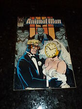ANIMAL MAN Comic - No 30 - Date 12/1990 - DC Comics