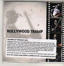 (DE6) Hollywood Tramp, Square One - 2012 DJ CD