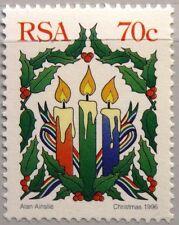 RSA SÜDAFRIKA SOUTH AFRICA 1996 1024 A Weihnachten Christmas Religion Kerzen MNH