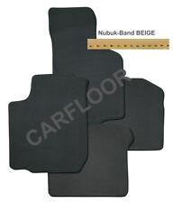 Für BMW 5er F07 X-Drive Fußmatten Velours Exclusiv anthrazit Nubukb vers. Farben