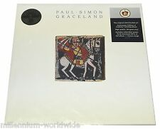 PAUL SIMON - GRACELAND - 25th ANNIVERSARY EDITION w/ POSTER, 180G - SEALED, MINT